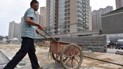 На внутреннем рынке жилья Пекин балансирует на узком канате