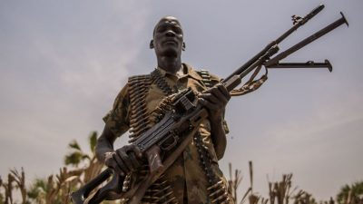 В Судане провалилась попытка госпереворота