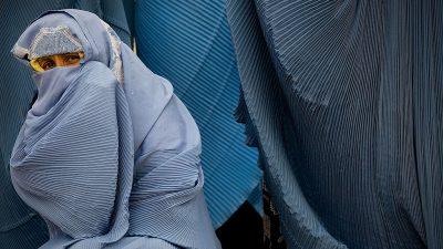 Власти Кабула разрешили женщинам работать в женских туалетах