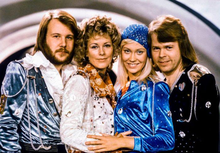 Через 40 лет после завершения карьеры группа АВВА выпустила новый альбом
