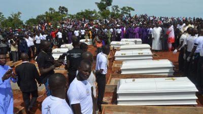 ВНигерии почтили память погибших втеракте 11 сентября 20 лет назад