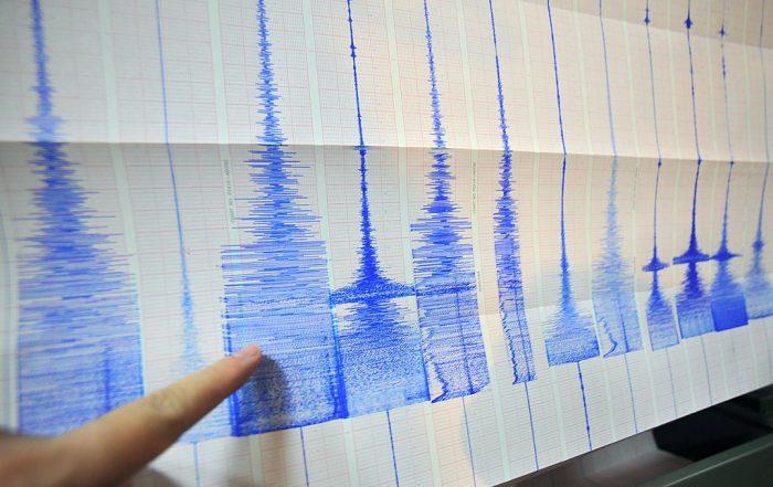 Землетрясение магнитудой 5,6 затронуло Иркутскую область, Бурятию и Тыву