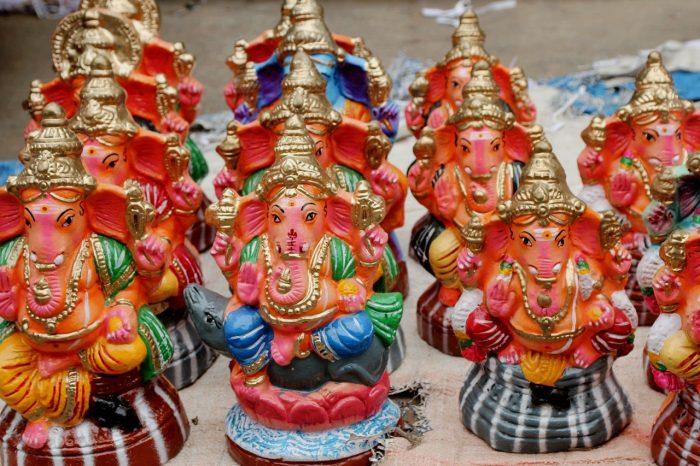 Ганеша чатурти — праздник в Индии