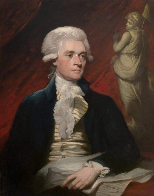 Вечная мудрость: правила жизни Томаса Джефферсона