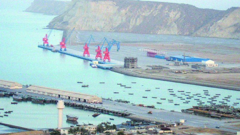 Лодки в порту Гвадар в Пакистане в Аравийском море на фотографии без даты. Китай стремится к безопасности морских торговых путей вдоль Морского Шёлкового пути, а пакистанский порт мешает. (J. Patrick Fischer/CC BY-SA)   Epoch Times Россия