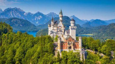 Десять великолепных европейских замков