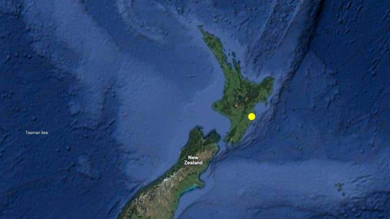4 сентября 2021 года на восточном побережье Новой Зеландии произошло землетрясение магнитудой 4,9 (The Epoch Times).