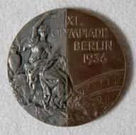 Серебряно-бронзовая «Медаль дружбы». (Изображение: через Public Domain)