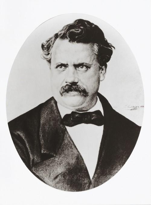 Луи Виттон. Фото: ru.wikipedia.org/Общественное достояние