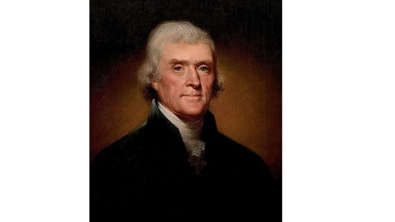 Портрет Томаса Джефферсона работы Рембрандта Пила, 1800 г. (Public Domain)     Epoch Times Россия