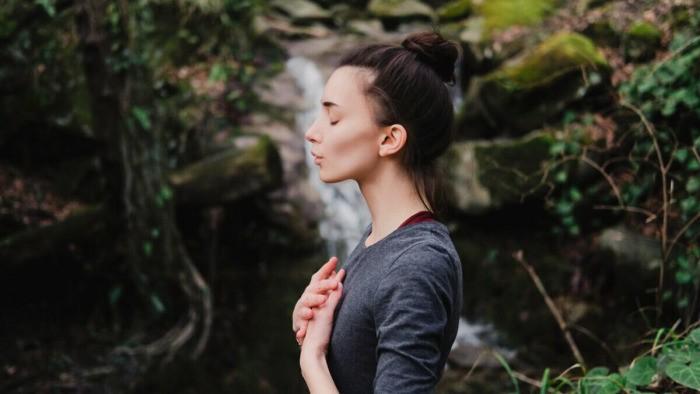 Использование дыхания при переедании и пищевой зависимости