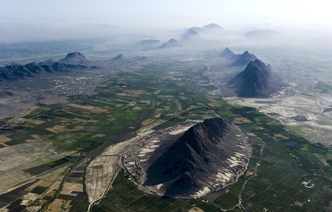 В Афганистане произошло землетрясение магнитудой 5,0