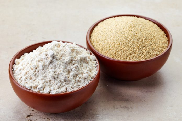 Амарантовую муку можно использовать также для выпечки хлеба (Изображение: Baibaz via Dreamstime)