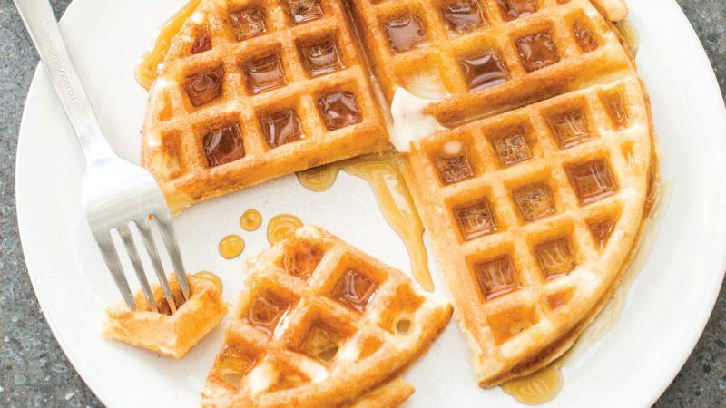 Немного спланировав перед сном, вы получите утром вкусные вафли. (Салли Стауб)   Epoch Times Россия