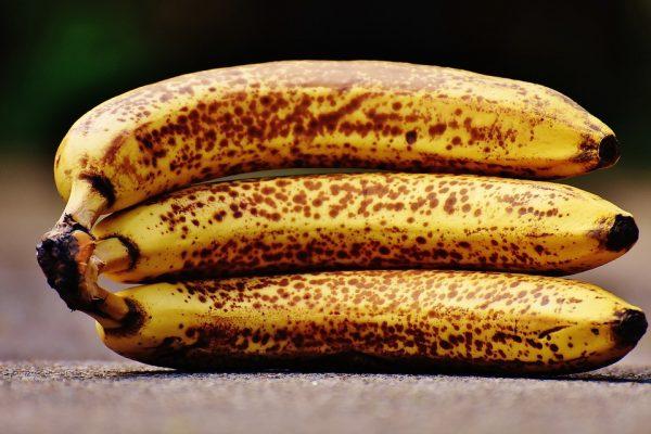 Бананы богаты калием. (1735007 via Pixabay)