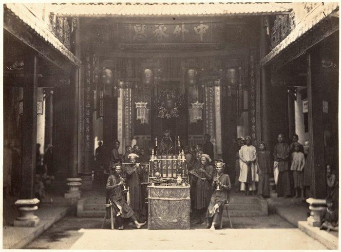 chinese pagoda of cholon 1158458 1280 e1630658001444 - Дурак и богач. Китайская народная сказка