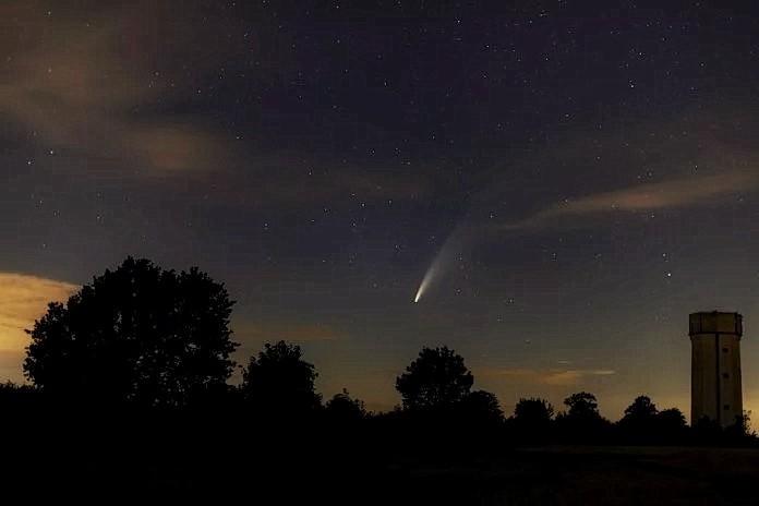 «Пришлые» межзвёздные кометы могут быть не такой уж редкостью