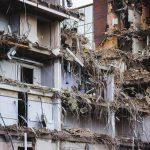 В Израиле 4-этажный дом рухнул на следующий день после эвакуации жильцов