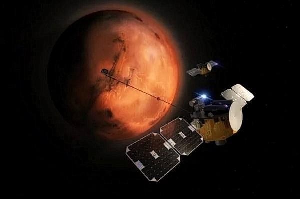 escapade750px 600x399 0 - «Синий» и «Золотой» спутники направятся к Марсу в 2024 году