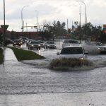В Сочи затопило часть трассы и три посёлка