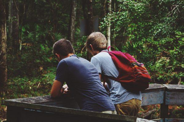 Настоящие друзья интуитивно знают, что следует говорить, а что нет. (Изображение: 1081843 via Pixabay)