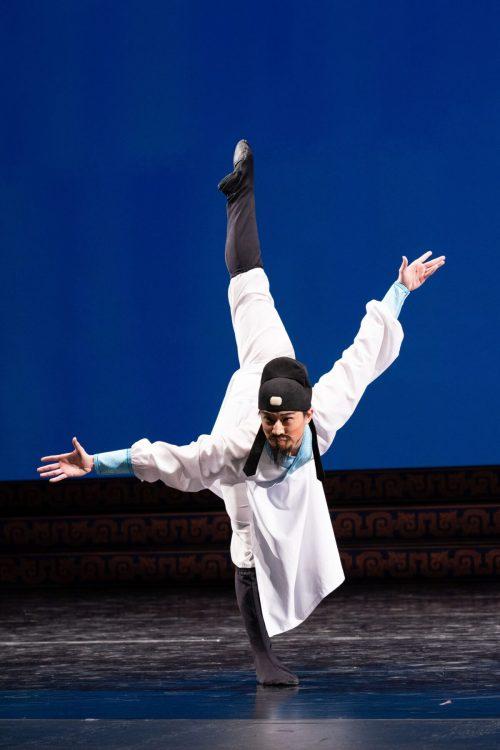 Классический китайский танец: чувствовать внутренний смысл движений