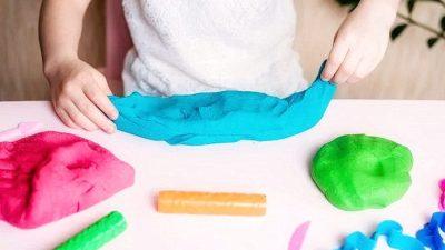 Какие бывают наборы для лепки для детей