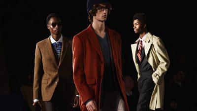 Модные костюмы для деловых мужчин