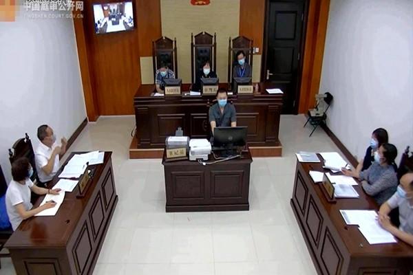 После 3 лет заключения китаянка сталкивается с новой формой преследования
