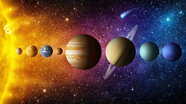Парад планет. (shutterstock)