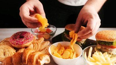 Шесть проблем, вызывающих переедание