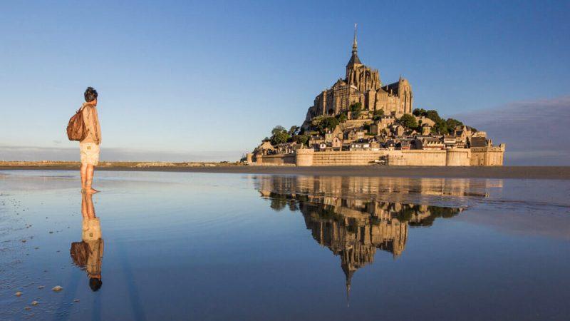 Мон-Сен-Мишель: французский остров, истоки которого пропитаны легендами