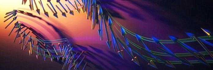 Исследователи запускают спиновые волны в наномасштабе в поисках низкоэнергетических вычислений