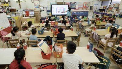 3000 учителей Нью-Йорка просят отменить обязательную вакцинацию