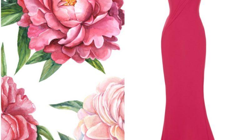 Платье из кади на одно плечо от Maticevski. (Грингоанн / Shutterstock; Moda Operandi) | Epoch Times Россия