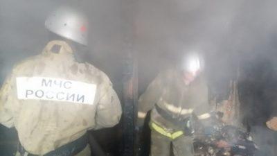 В ковидной больнице Воронежской области вспыхнул пожар, погибла женщина