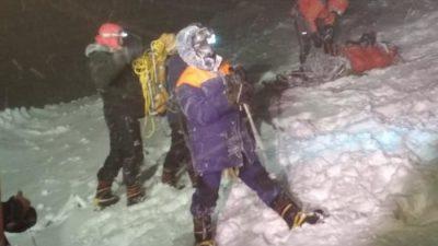 МЧС: На Эльбрусе удалось спасти 14 человек, пятеро погибли