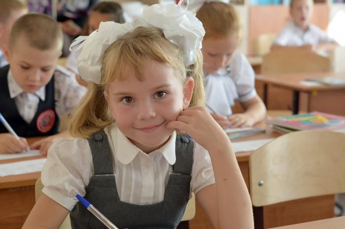 В школе Краснодара для обозначения первых классов использовали буквы алфавита от А до Я