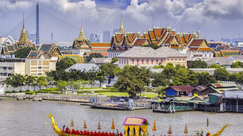 Большой дворец отреки Чао Прайя. (anek.soowannaphoom / Shutterstock) | Epoch Times Россия