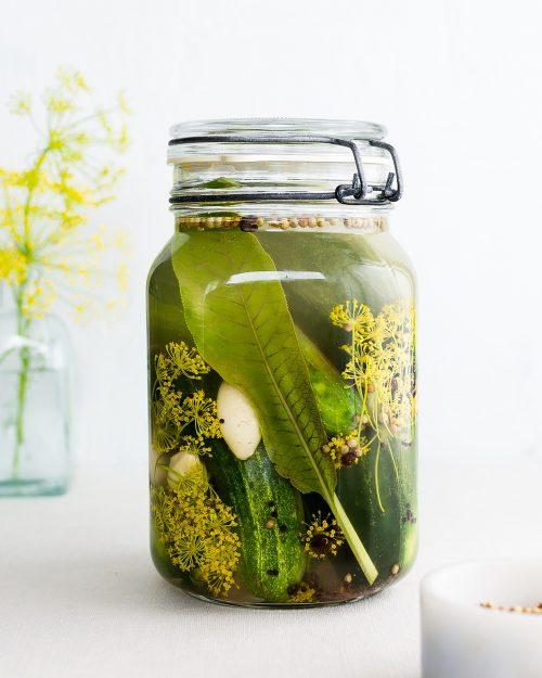 sour pickles mcgruther e1631559039446 - Заготовки на зиму: солёные огурцы