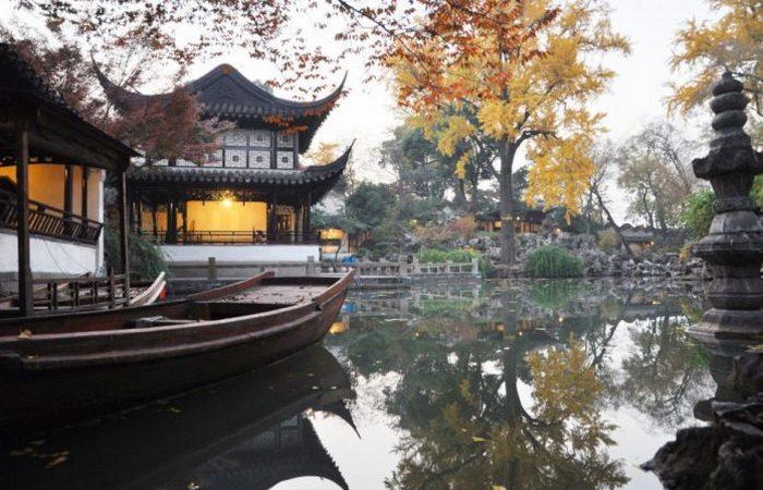 Сучжоу — это китайский город, который славится своими пейзажами с множеством древних водных городов поблизости. (Donkeyru via Dreamstime)  | Epoch Times Россия