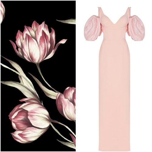 Природа и мода: выбери свой цветок