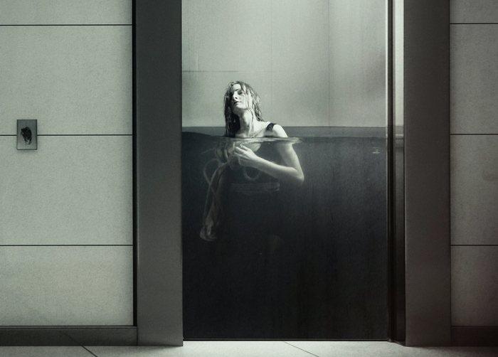 Жительнице Подмосковья поездка на лифте едва не стоила жизни