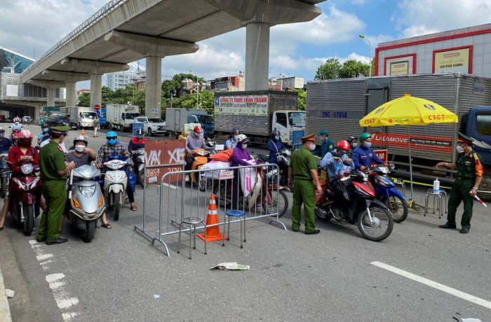 Вьетнамца посадили на 5 лет за распространение коронавируса