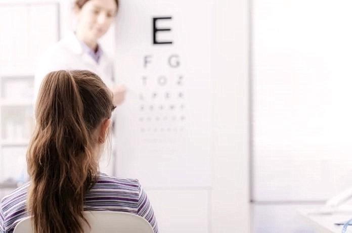 Продукты для укрепления зрения