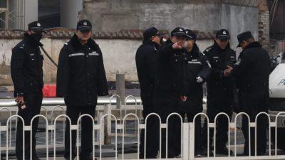 Бывший министр юстиции Китая, нарушавший права человека, попал под следствие