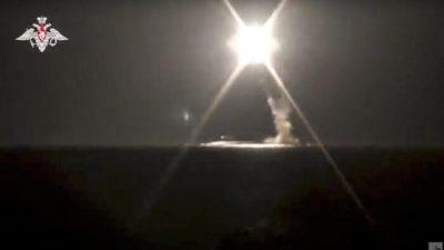Россия провела запуск новой гиперзвуковой ракеты с атомной подводной лодки