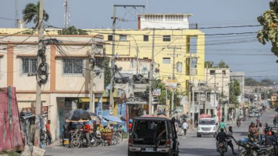 На Гаити похитили 17 миссионеров США, включая детей