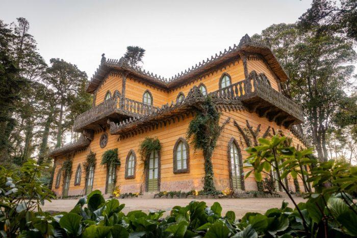 Португальское великолепие: дворец Пена