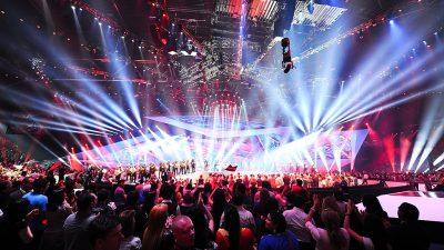 Конкурс «Евровидение-2022» пройдёт в итальянском Турине